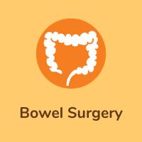 bowel surgery icon